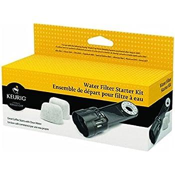 Keurig Water Filter Accessory Starter Kit
