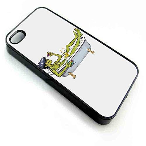 gorillaz murdoc bath, Iphone Case Cover iPhone 5/5s black