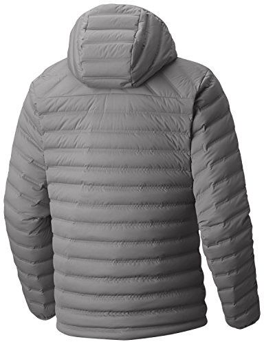 Hardwear Cappuccio In Grey Piumino Con Stretch Giacca Manta Mountain Bd6xqaOwO