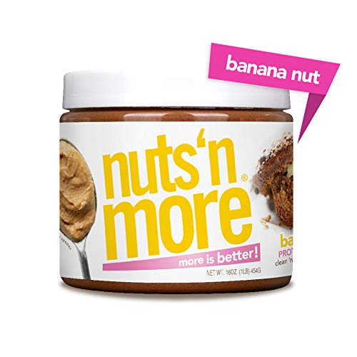 Nuts More Banana Protein Natural product image