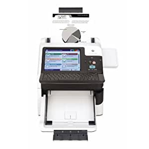 HP Scanjet Enterprise 7000n Document Capture Workstation - Escáner (216 x 864 mm, 600 x 600 DPI, 48 Bit, alimentación de hojas, CCFL, JPG, PDF, RTF, TIFF, TXT, XPS)