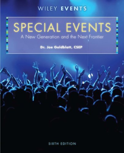 Download Special Events: A New Generation and the Next Frontier, 6th Edition Pdf
