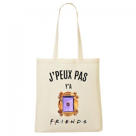Ketshooop Tote Bag Jpeux pas ya Friends
