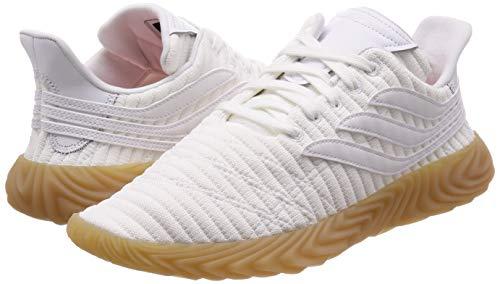 Gum3 Hommes Pour Fitness Sobakov 000 Chaussures ftwbla Blanc Ftwbla De Adidas USZBwzq