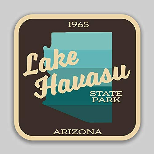 Devil/'s Lake State Park Decal Sticker Explore Wanderlust Camping Wisconsin
