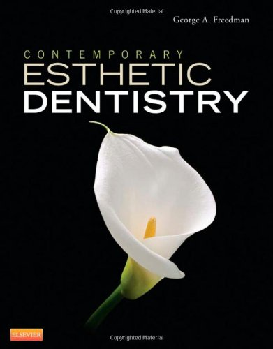 Contemporary Esthetic Dentistry, 1e by Mosby