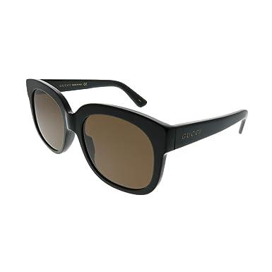 Amazon.com: Gucci GG 0361S 003 - Gafas de sol cuadradas ...