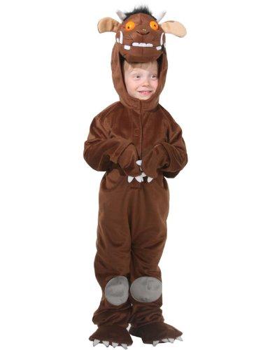 The Gruffalo Dress up Halloween Costume Age 4-6