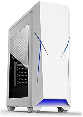 Talius Caja ATX Gaming Xentinel- USB 3.0 - USB 2.0 - Sin Fuente ...