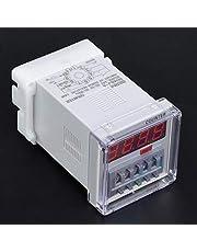 LED Display Broad Application 24V/220V 1-999900 11-Pin Digital Counter Relay for Remote Control