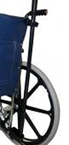 Electric Chair Wheelchair Costume (Crutch or Cane holder for Wheelchairs)