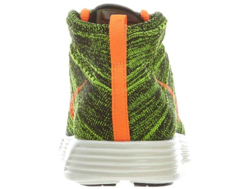 new product c4d9f 7a6ab Nike Lunar Flyknit Chukka Mens Running Shoes 554969-080 Black 11 M US