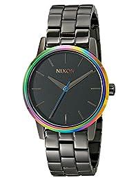 Nixon Women's A3611698 Small Kensington Stainless Steel Watch