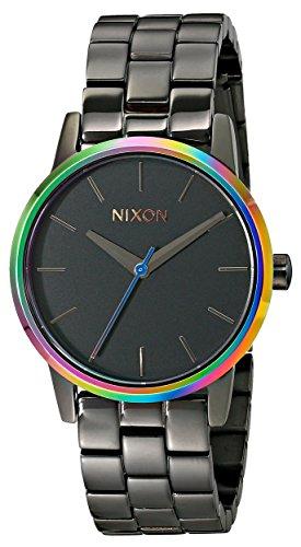 nixon-womens-a3611698-small-kensington-stainless-steel-watch