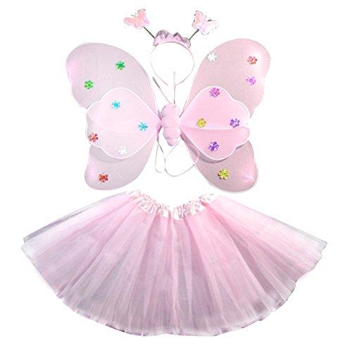 BOBOR (Toddler Girl Butterfly Costumes)