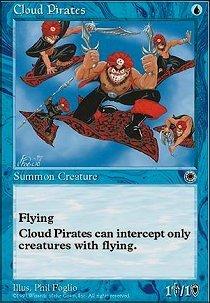 Magic: the Gathering - Cloud Pirates - Portal