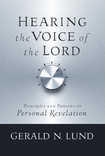 Hearing the Voice of the Lord (Tuna Greater)