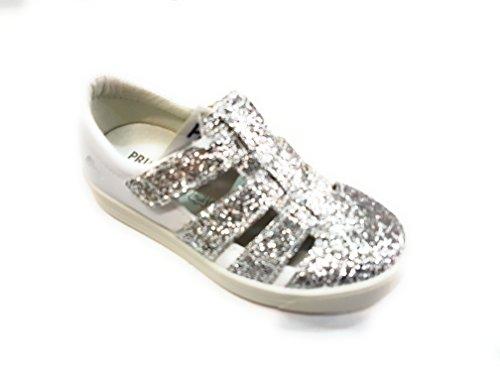 Primigi sneakers argento glitter EU 34