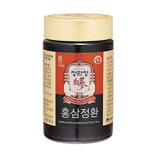 KGC Cheong Kwan Jang Korean Red Ginseng Extract Pill 168g by Cheong Kwan Jang