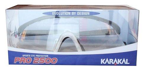 2500 Karakal Pro calabaza Eyewear gafas protectoras raquetbol ojo ...