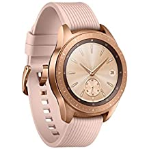 Samsung Galaxy Watch (42mm) SM-R810NZDAXAR (Bluetooth) - Rose Gold (Renewed)