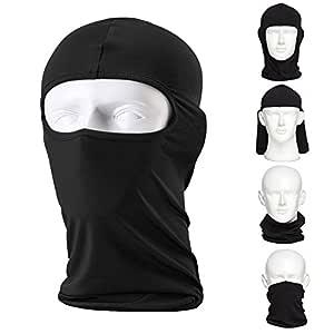 telas de lycra máscara de esquí máscara de moto motocicleta ...