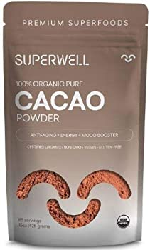 Superwell Organic Cacao Powder