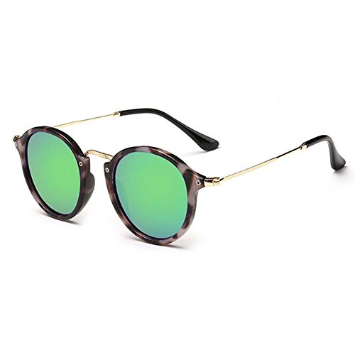 A-Roval Women Polarized Round Small Fashion Metal - Oregon Outlet In Mall