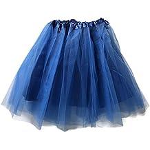 Rush Dance Teen Adult Classic Ballerina 3 Layers Satin Lining Tulle Tutu Skirt