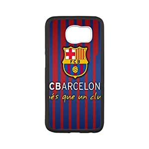 DIY Cell phone Case Barcelona team For Samsung Galaxy S6 M1YY8300810