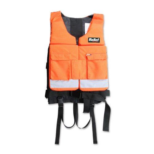 Relief Life Jacket(リリーフ ライフジャケット) 救命胴衣 XLサイズ   B01DNIK4YM