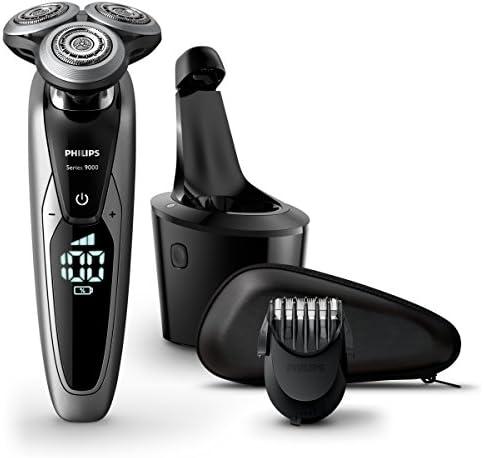 Philips Series 9000 Máquina de afeitar en húmedo y seco S9711/32: Amazon.es: Salud y cuidado personal