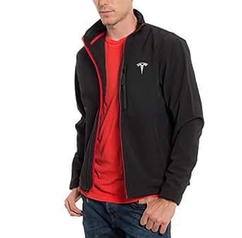 Tesla Motors Men's Corp Jacket (Small)