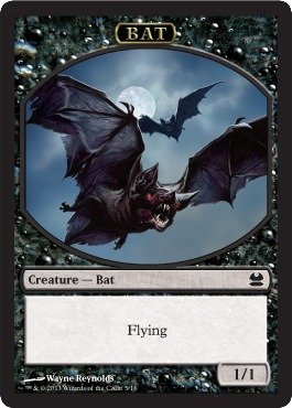 Magic: the Gathering - Bat Token (5/16) -