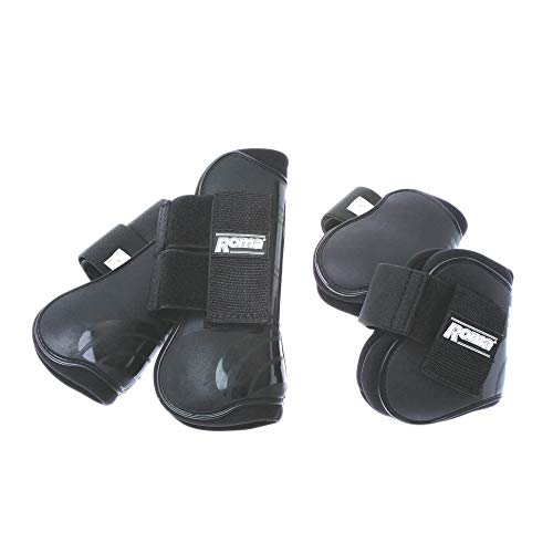 Roma Competitor Series Boot (Pack Of 4) (Full) (Black)