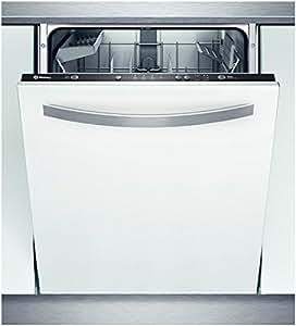 Balay 3VF302NA Totalmente integrado 13cubiertos A lavavajilla - Lavavajillas (Totalmente integrado, Negro, 13 cubiertos, 51 dB, A, 140 min)