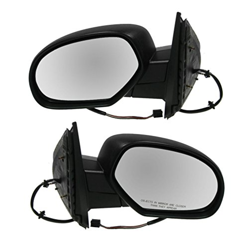 2007 chevy tahoe side mirror - 2