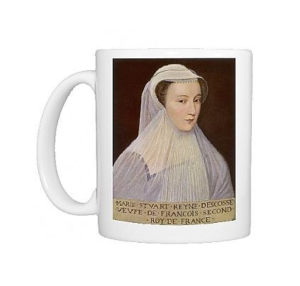 Photo Mug of Mary, Queen of (Stuart Costume History)