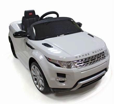 New Licensed Range Rover Evoque 12v Kids Ride on Power Wheel