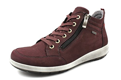 Trainers Top 12 ara Hi Women's Tokio Red Brunello wR6tI6