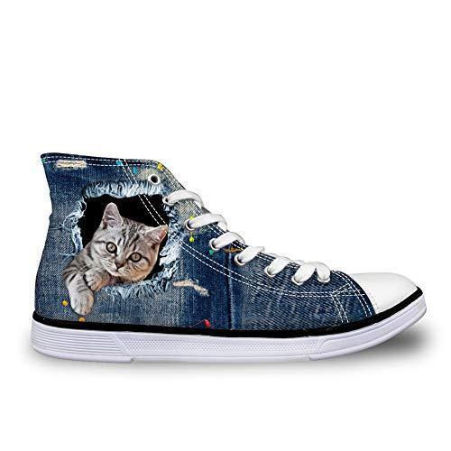 Nopersonality Cat Grey Sneaker Donna Nopersonality Sneaker SzxaqdvS