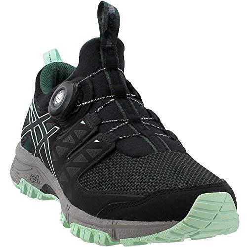 Chaussures Asics Course Gel De Femme Noir À fujirado Trail Pied xpvZwISp