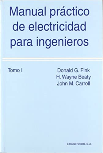 Fink, Manual Standard Del Ingeniero Electricista, 6 Tomos: FINK ...