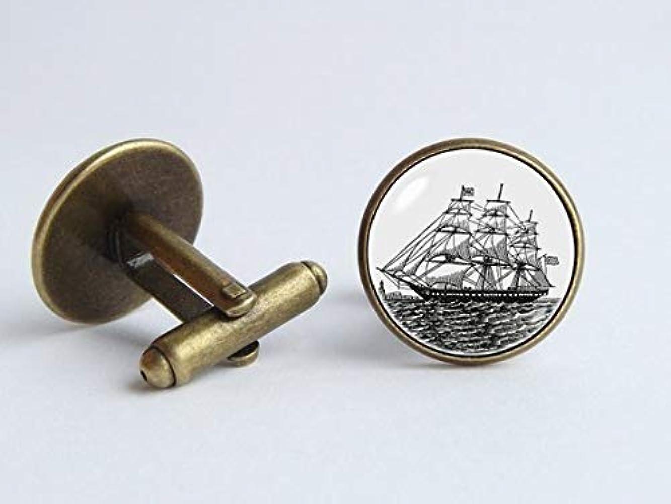 maritime gifts mens jewellery,sailor gifts Silver cufflinks Yacht cufflinks Classic cufflinks yachts men Yachts Nautical Gifts