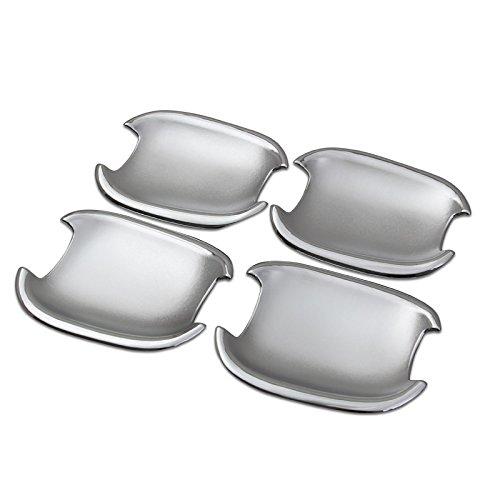 ABS Chromé Poignée de porte latérale Bowll Coque Trim 4pcs YUZHONGTIAN Auto Trims Co. Ltd