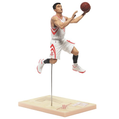 NBA Houston Rockets McFarlane 2012 Series 21 Jeremy Lin Action Figure Atlanta Hawks Player Series