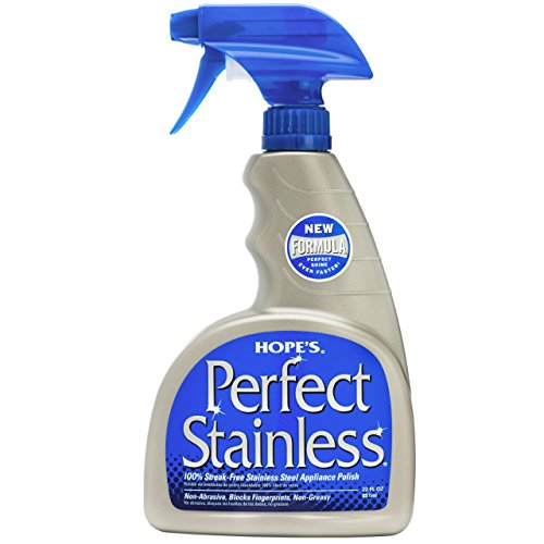(Hope's Perfect Stainless Steel Polish, 22-Ounce, Case of 6)