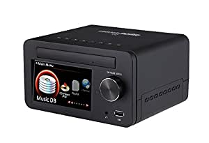 Cocktail Audio - X12 - CD Ripper - Music Server & Streamer - Black