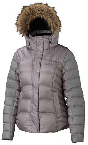Marmot Alexie Down Jacket - Women's Steel, XL