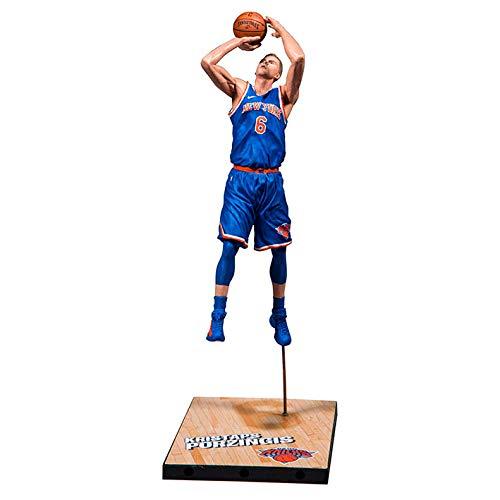 McFarlane NBA 2K19 Series 1 Kristaps Porzingis York Knicks (New York Knicks Window)
